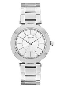 DKNY - STANHOPE - Uhr - silver-coloured