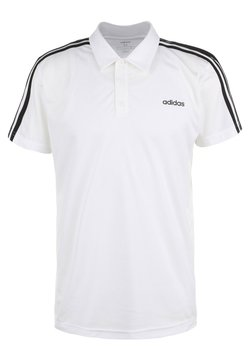 adidas Performance - Polo - white/black