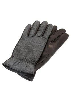 Uterqüe - Fingerhandschuh - grey