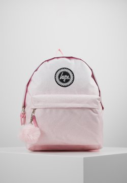 Hype - BACKPACK SPECKLE FADE - Reppu - pink/white