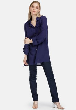 HELMIDGE - Camicia - blau