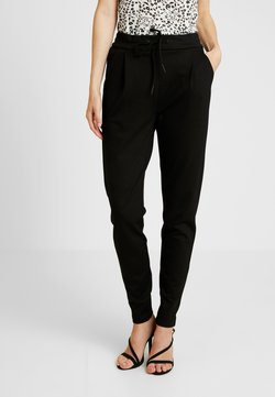 Vero Moda Tall - VMEVA LOOSE STRING PANTS  - Jogginghose - black