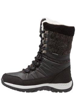 Hi-Tec - RIVA WP - Snowboot/Winterstiefel - black
