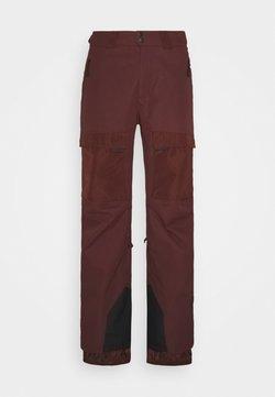 O'Neill - PANTS - Pantaloni da neve - bitter chocolate