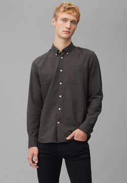Marc O'Polo - Hemd - dark grey, dark grey
