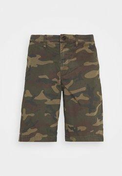 GAP - IN PRINTED - Shorts - khaki