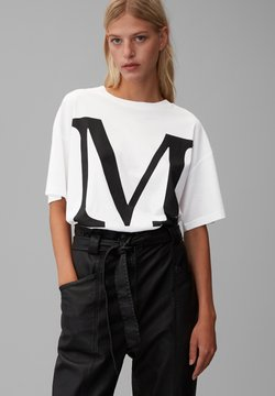 Marc O'Polo - T-Shirt print - white
