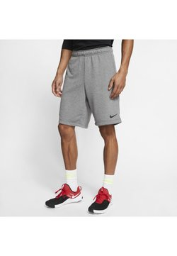 Nike Performance - DRY SHORT - Urheilushortsit - charcoal heather/black