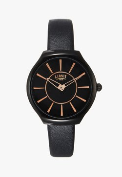 Limit - LADIES STRAP WATCH MATTE DIAL - Montre - black