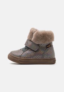 Froddo - BASCO TEX MEDIUM FIT - Snowboot/Winterstiefel - grey/silver