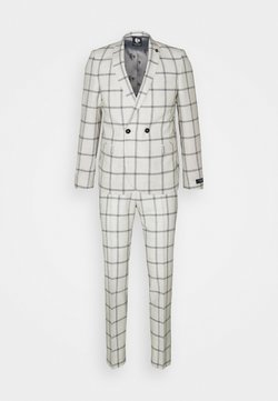 Twisted Tailor - DOHERTY SUIT - Costume - winter white