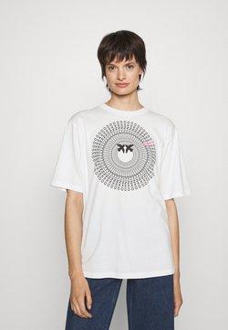 Pinko - ACQUALAGNA - T-shirt print - ivory