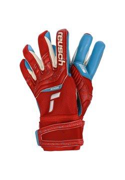 Reusch - Fingerhandschuh - red / aqua blue