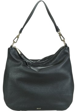 Abro - BEUTEL ERNA SMALL - Handtasche - black