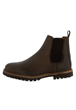 Travelin - SKJERN - Stiefelette - dark brown
