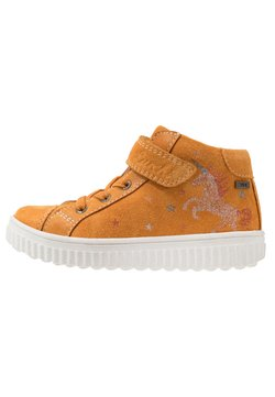 Lurchi - YUNA TEX - Sneakers hoog - yellow