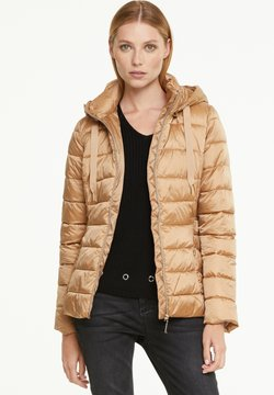 comma - Winterjacke - camel