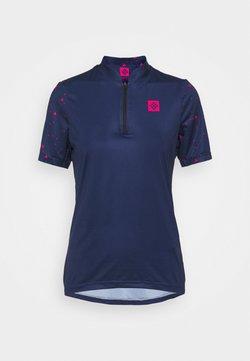 Triple2 - WOMEN - T-Shirt print - peacoat