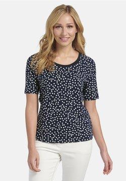 Basler - T-Shirt print - blau