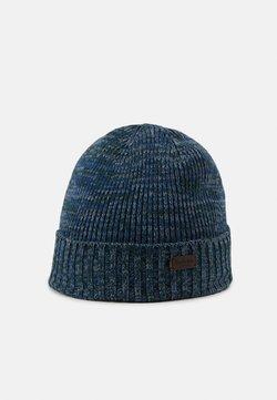 Barbour - WHITTON BEANIE - Mütze - blue
