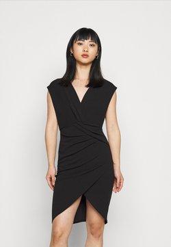 SISTA GLAM PETITE - MIRAY - Vestido ligero - black