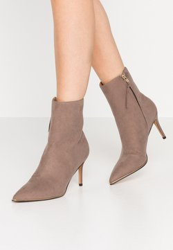 Anna Field - High heeled ankle boots - taupe