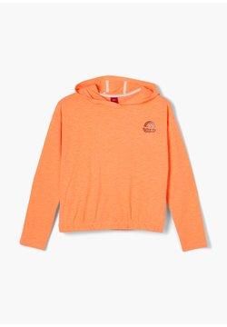 s.Oliver - Hoodie - neon orange