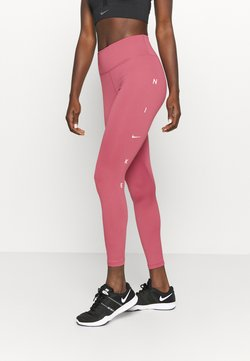 Nike Performance - ONE 7/8 - Tights - desert berry/pink foam