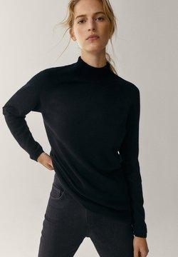 Massimo Dutti - Sweter - black