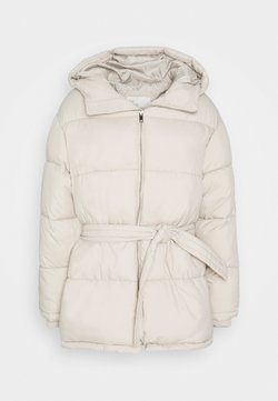 Nly by Nelly - PRECIOUS PUFFER JACKET - Vinterjacka - beige