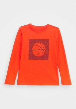 GAP - BOY GRAPHICS - Pitkähihainen paita - orange pop