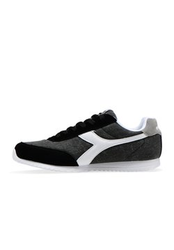 Diadora - JOG LIGHT  - Sneaker low - c2100 - nero-grigio paloma
