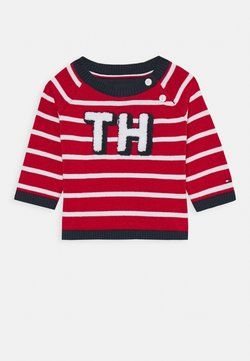 Tommy Hilfiger - BABY BOY - Trui - red