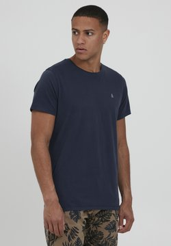 Blend - T-shirts basic - dress blues