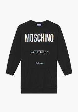 MOSCHINO - Freizeitkleid - black