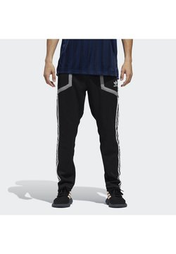 adidas Originals - WINDSOR TRACK  - Jogginghose - black