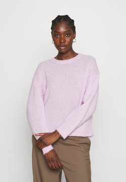 American Vintage - RAZPARK - Pullover - orchidee chine