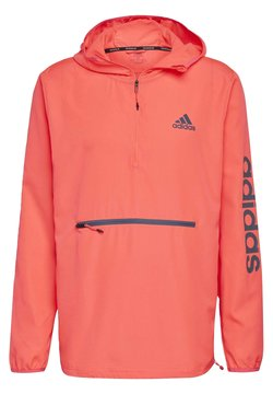adidas Performance - ACTIVATED TECH PRIMEBLUE WINDBREAKER - Windbreaker - pink