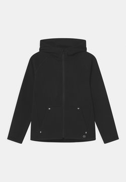 GAP - BOY FIT TECH HOOD - Veste de survêtement - true black