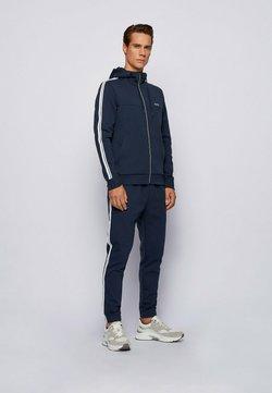 BOSS - Trainingsanzug - dark blue