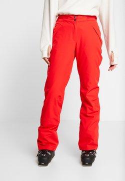 Head - SIERRA PANTS - Pantalón de nieve - red