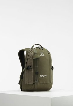 Haglöfs - TIGHT X-SMALL - Trekkingrucksack - deep woods/sage green