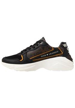 Guess - VITERBO - Sneaker low - brown