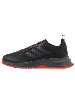 adidas Performance - ROCKADIA TRAIL 3.0 - Laufschuh Trail - core black/bright metallic/grey six