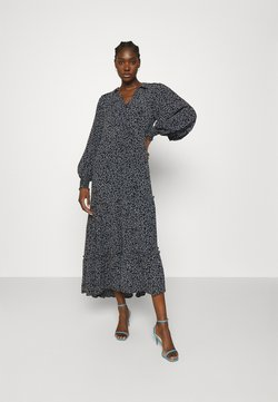 JUST FEMALE - COLOMBO MAXI DRESS - Maxi-jurk - noise