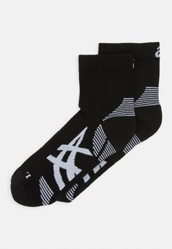 ASICS - CUSHIONING SOCK UNISEX 2 PACK  - Sportsocken - performance black