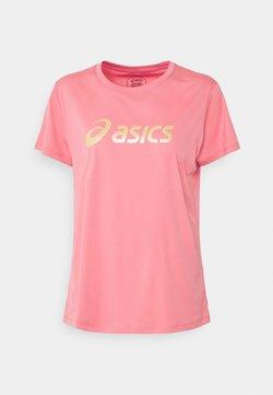 ASICS - SAKURA  - Camiseta estampada - peach petal