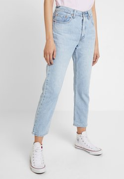 Levi's® - 501® CROP - Straight leg jeans - montgomery baked