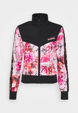 Guess - JACKET ZIP - Trainingsjacke - pinkish