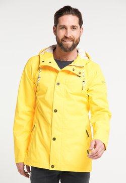 Schmuddelwedda - MIT MAGICPRINT - Regenjacke / wasserabweisende Jacke - yellow